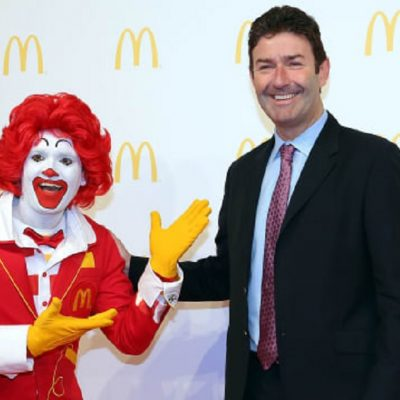 McDonald's Pays CEO $41 Million For Firing Him While Paying Workers A Poverty Wage