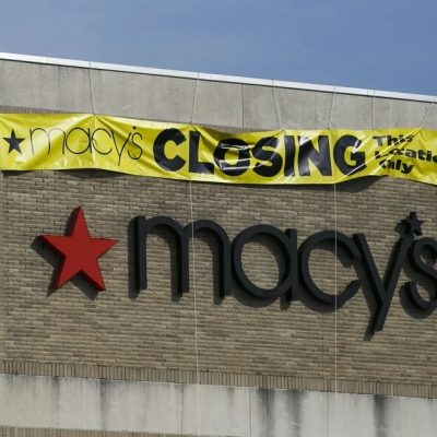 Macy's Announces Mass Store Closings And Layoffs As Trump Congratulates Himself On Economy
