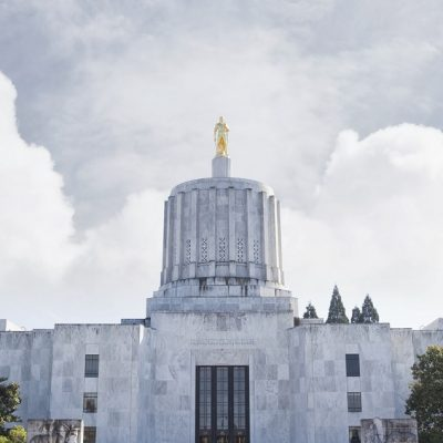 Trump Administration Suing Oregon Because It Banned Captive Audience Meetings Of Employees
