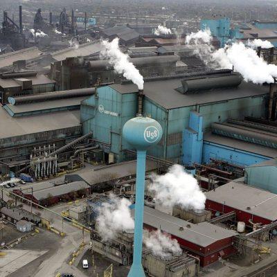 More Layoffs At U.S. Steel Despite Trump's Steel Tariffs