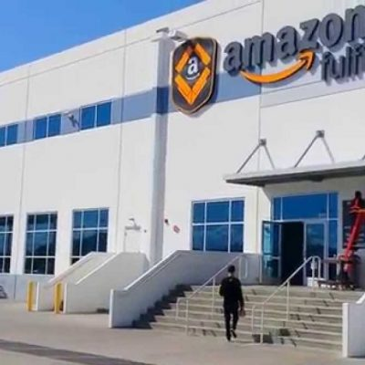 Warehouse Worker Turnover Rate Is 100% In Counties That Have Amazon Warehouses