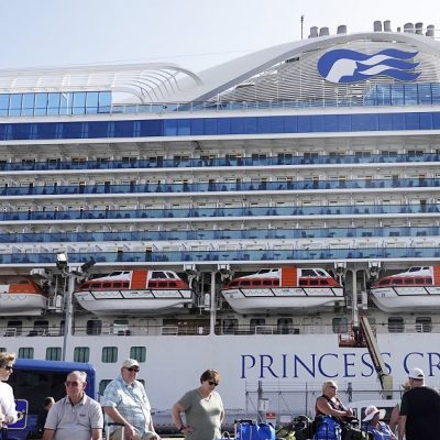 Cruise Lines That Avoid U.S. Taxes By Incorporating Overseas Fear They Won't Receive Bailout Funds