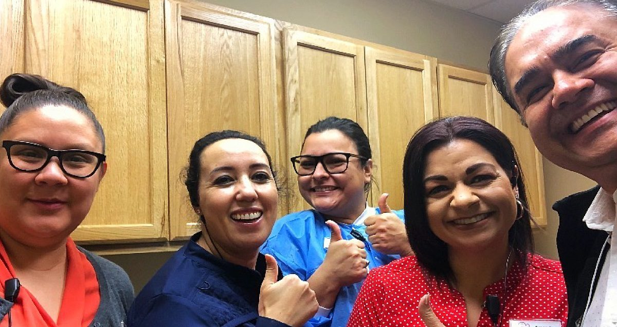 Aava Dental: Proud to Take Care of Union Members in Need