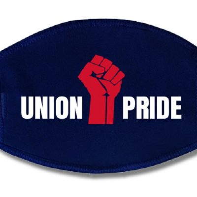 Union Pride COVID T-Shirts And Masks Now Available - And They're Union Printed!