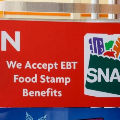 One In Eight Essential Workers Rely On Food Stamps