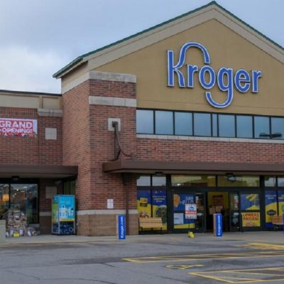 Kroger Workers In Eight Cities Protest For Hazard Pay After The Company Put An End To It