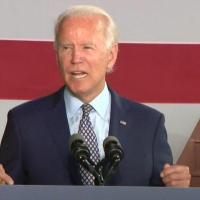 Biden Announces $700 Billion 'Buy American' Plan