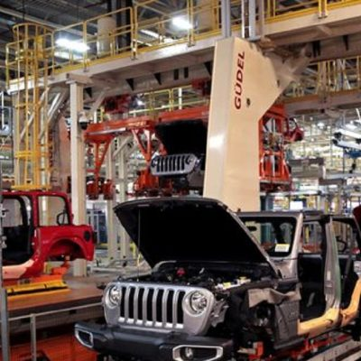 Fiat Chrysler To Withhold Pay Of Workers Who Pause Production Due To Coronavirus Fears
