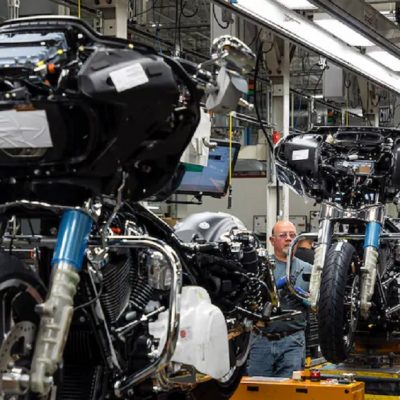 Harley-Davidson To Lay Off Nearly 10% Of Employees