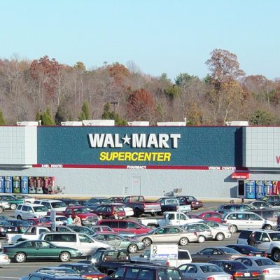 Walmart Acknowledges Virus So Dangerous That It's Mandating Masks, But Won't Give Hazard Pay To Store Employees