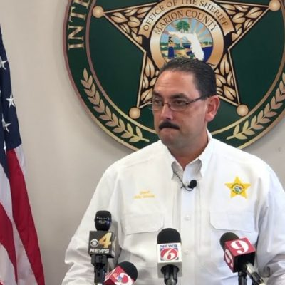 Republican sheriff orders employees not to wear masks, says 'I can already hear the whining'
