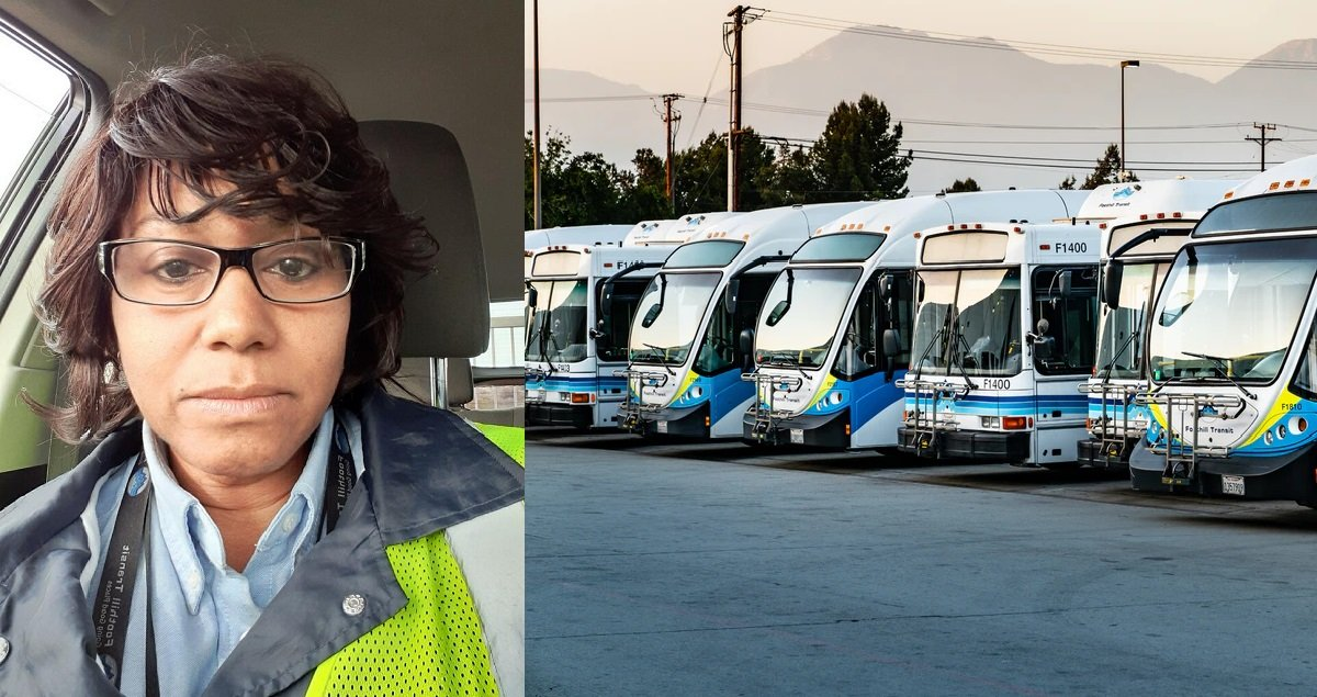 Teamster Driver Fired for Refusing to Allow Passenger with No Mask onto Bus