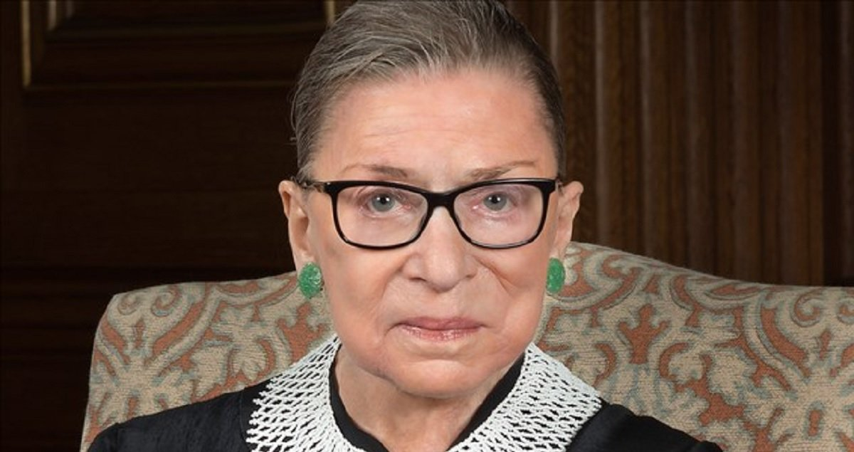 Ruth Bader Ginsburgh Has Died At Age 87; McConnell Could Move To Fill Her Seat During Trump's First Term