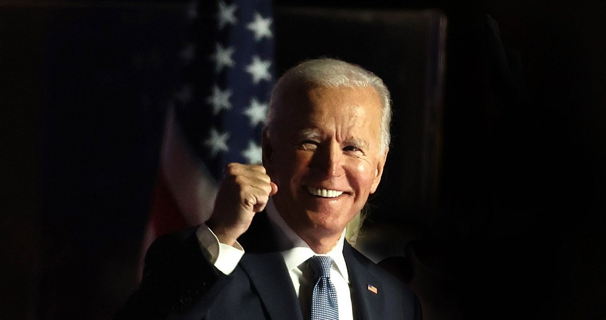 Good Riddance, Donald. Biden Has Won The Presidency.