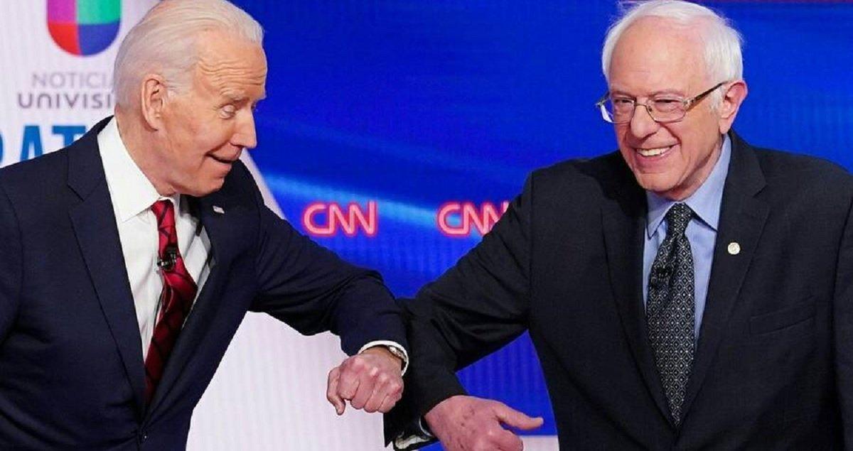 Bernie Sanders Makes Push To Be Biden's Labor Secretary