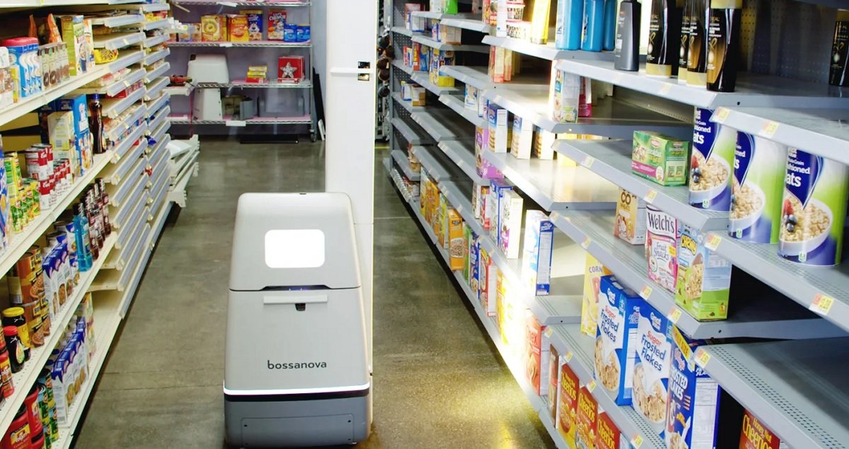 Walmart Is Finally Throwing In The Towel On Replacing Humans With Shelf-Scanning Robots