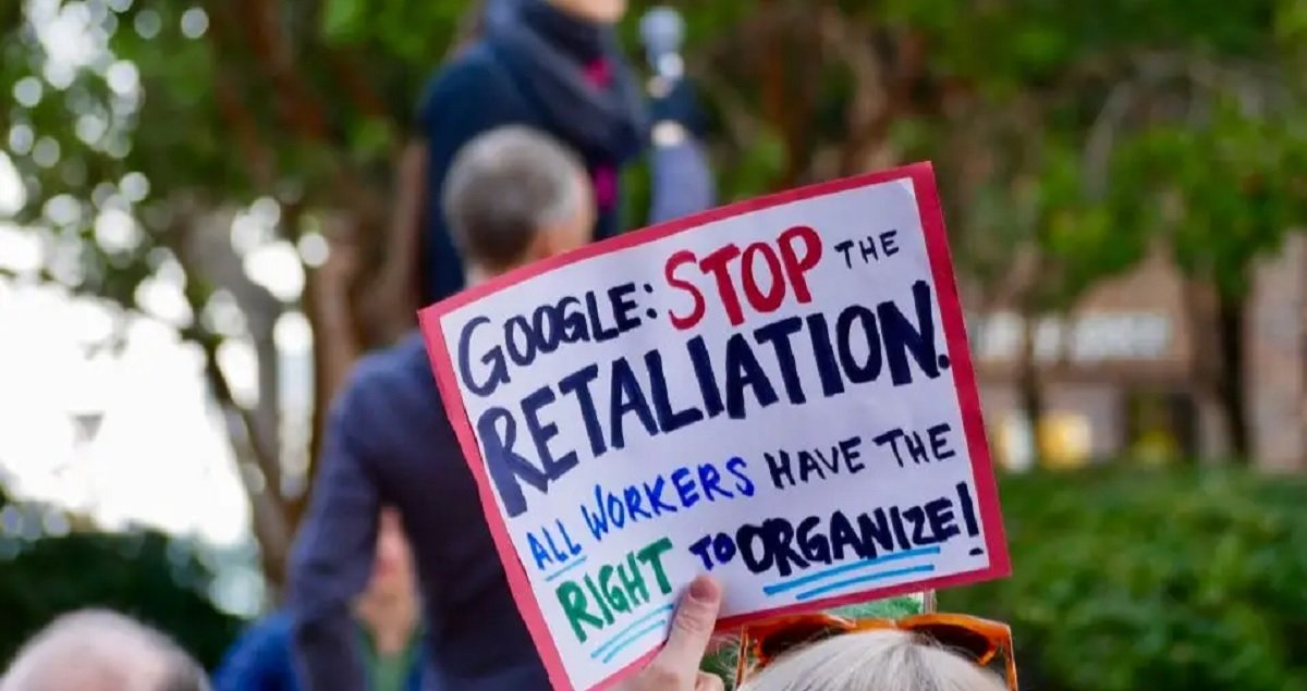 The NLRB Is Going After Google For Labor Violations, Including Spying And Wrongful Terminations