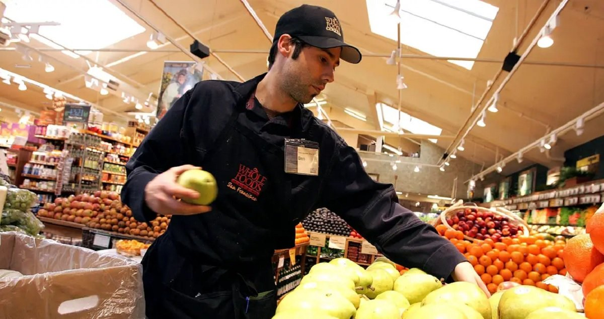 Amazon-owned Whole Foods cuts workers' break time by a third