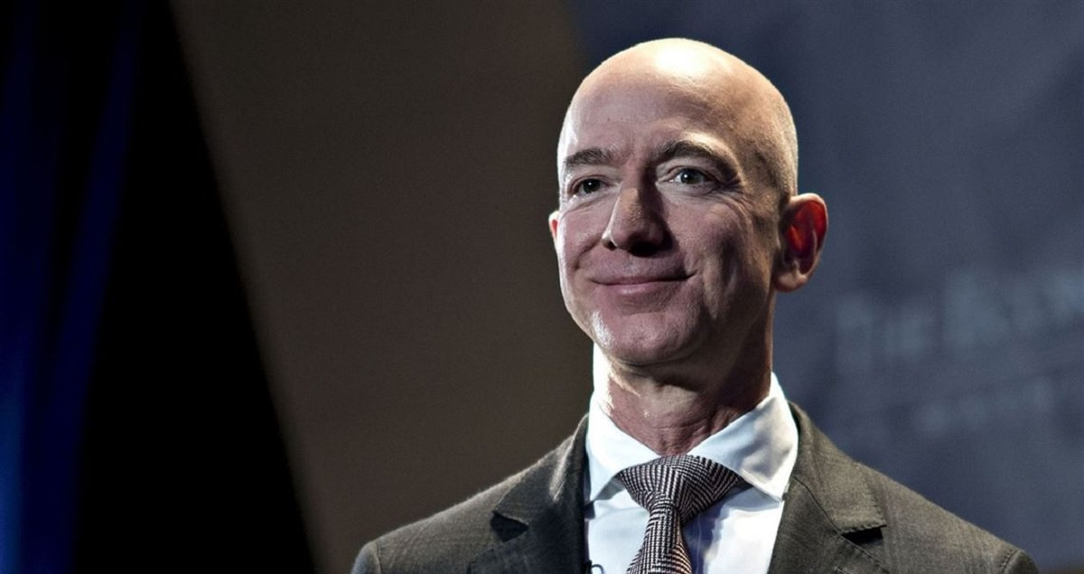 Jeff Bezos Is Stepping Down As CEO From Amazon