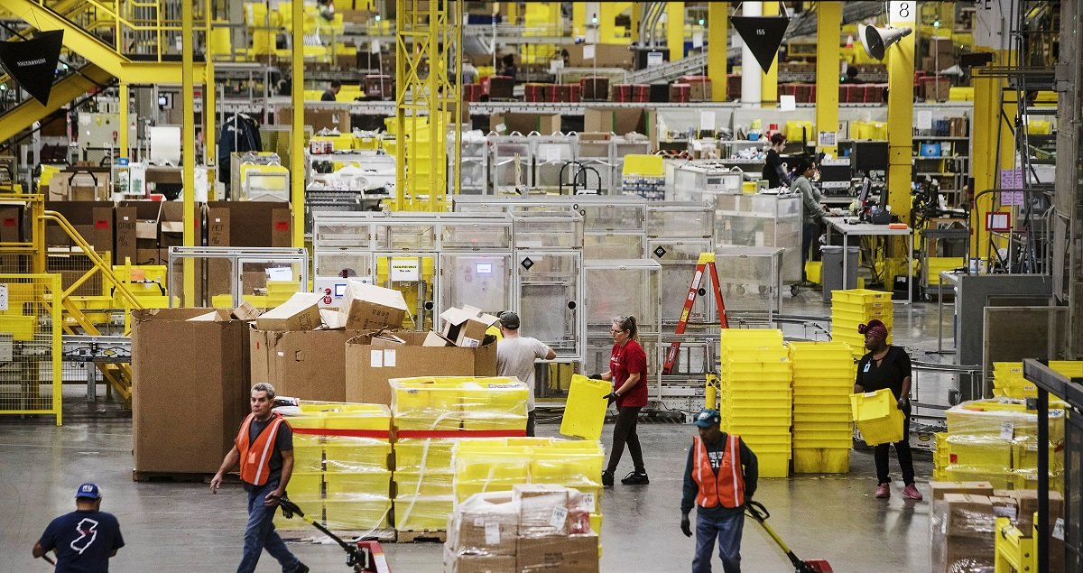 Workers 'defecating in bags is a common enough occurrence' that Amazon has 'internal memos about it'