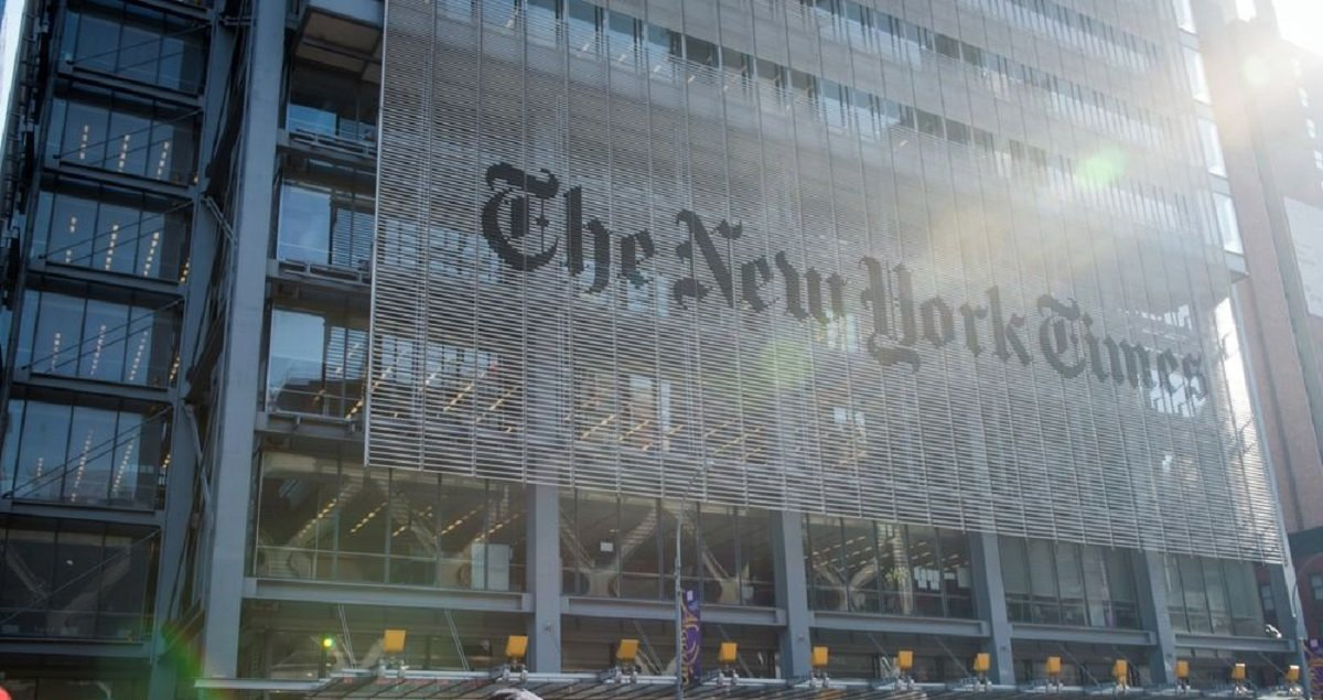 Hundreds Of New York Times Tech Workers Form Union