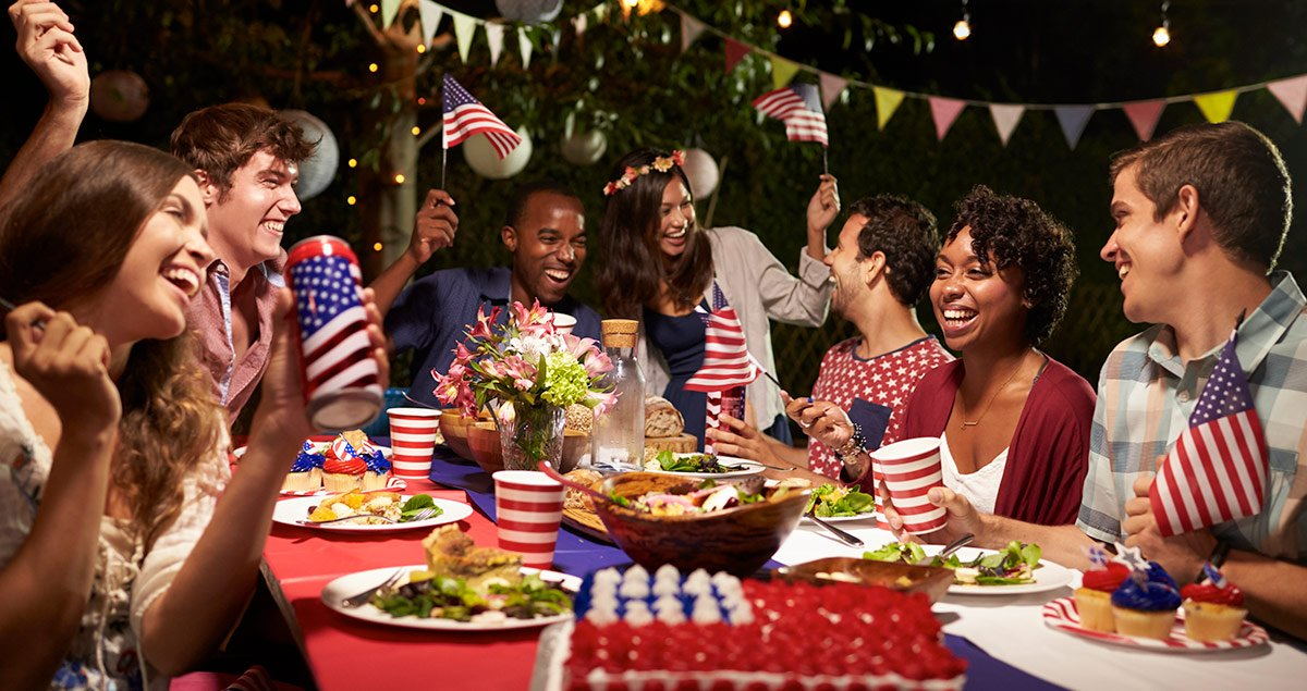 Celebrate the 4th of July  with Union Flair