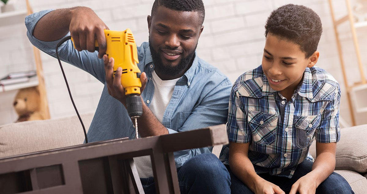 This Father's Day, Give Dad  The Tools of the Trade