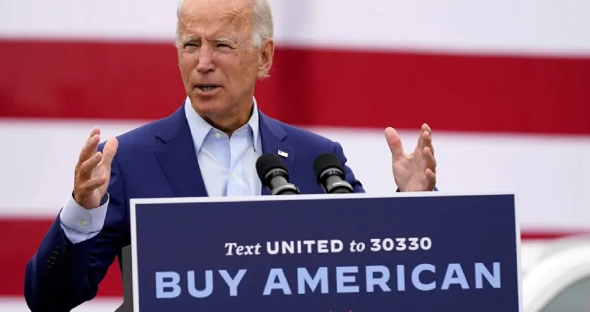 Biden To Change Threshold For What Is Considered 'Made In America' To 75%