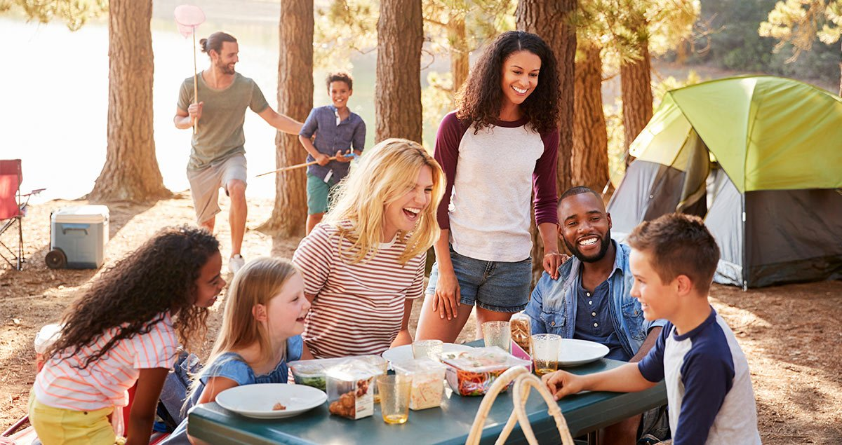 Camp it up this summer with ethical outdoor supplies